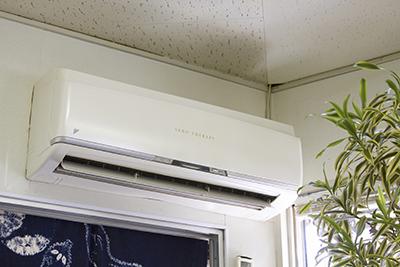 家庭用エアコン